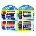 EXPO Markers 6 ct. Dry Erase