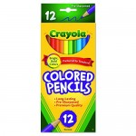 Crayola Color Pencils 12 ct. $1.85 Each.