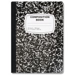 Marble Composition Book $0.80 Each