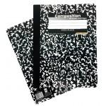 100 Sheet Kool Toolz Composition Notebooks Wide Ruled