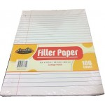 College Ruled Filler Paper $0.85 Each