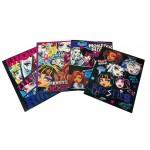 Two Pocket Folders Monster High