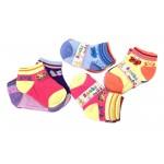 0-2 Girls Socks $5.50 Each Dz.