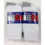 9-11 Hiking Socks $8.00 Each Dozen