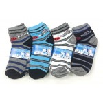 2-4 Boys Socks $5.50 Each Dz.