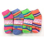 4-6 Girls Socks $5.50 Each Dozen