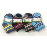 0-2 Boys Socks $5.50 Each Dz.