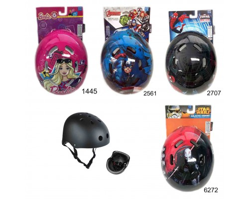 Assorted Scooter Helmets $13.50 Each.