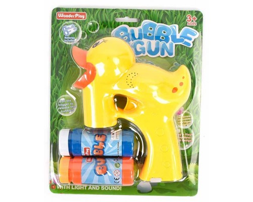 Duck Bubble Gun $4.50 Each.