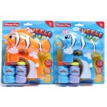 Fish Bubble Guns $4.50 Each.