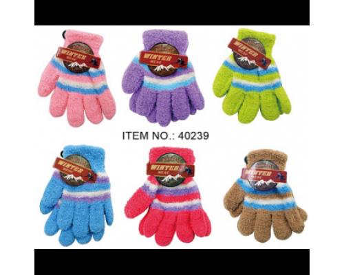 Kid's Gloves $0.74 Each.