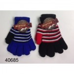 Boys Winter Gloves $0.74 Each.