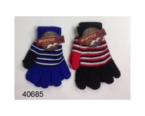 Boys Winter Gloves $0.74 Each.