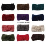 Knitted Fancy Head Belts $1.35 Each