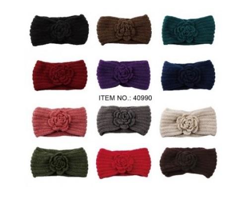 Knitted Fancy Head Belts $1.35 Each