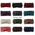 Knitted Head Belts $1.35 Each.