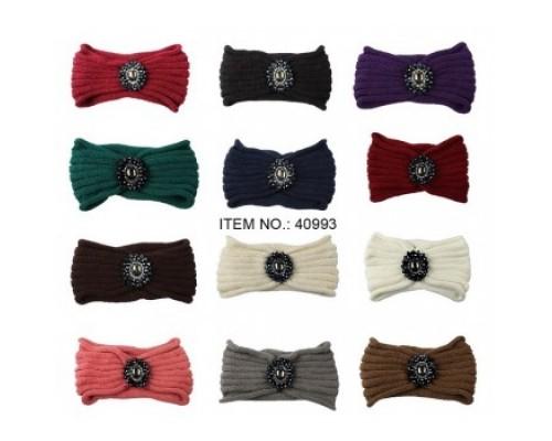 Knitted Head Belts $1.45 Each.