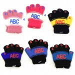 ABC-123 Kids Winter Gloves $0.70 Each.